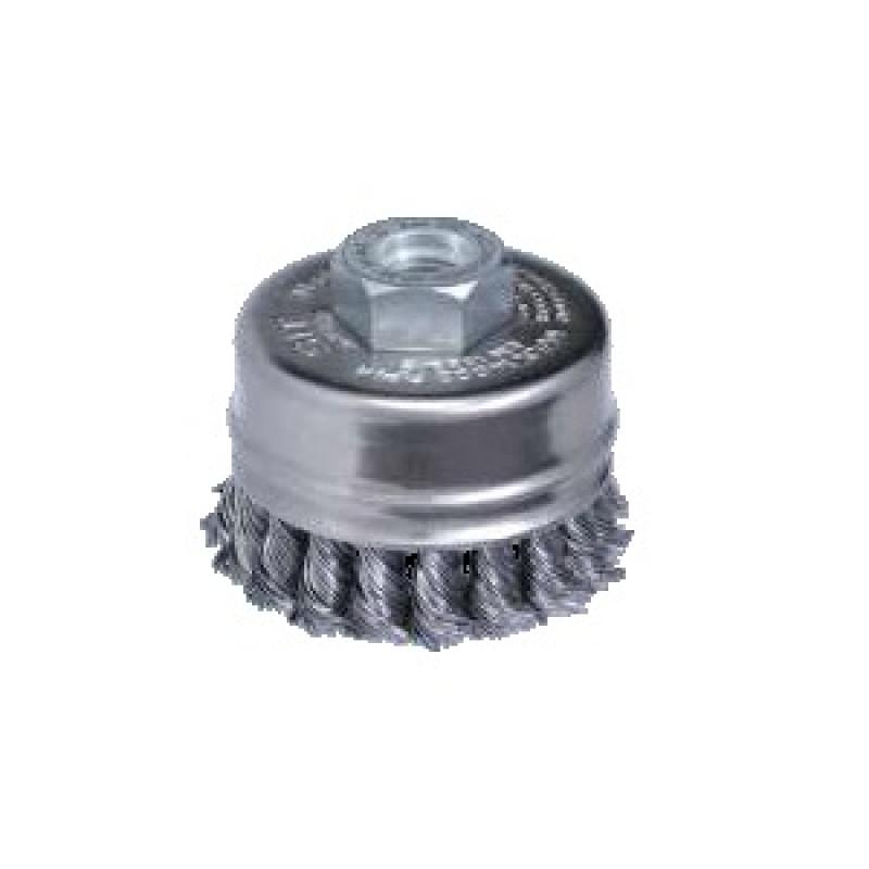 Spazzole coniche in acciaio TU7altezza 1x diametroREF 240, Spazzole in acciaio, sit | Magnabosco Express - 00025195