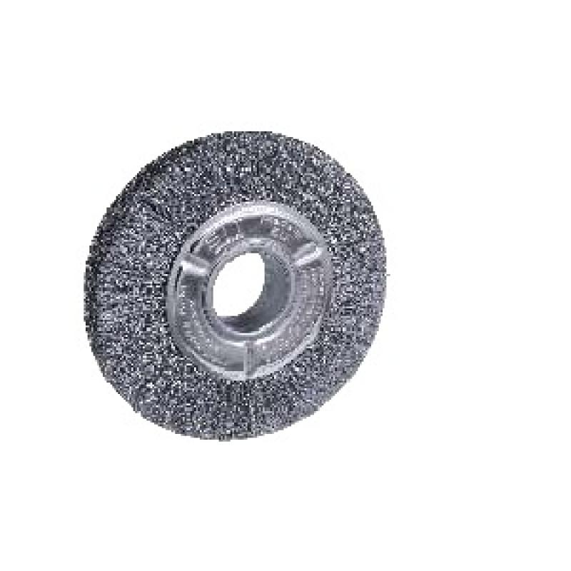 Spazzole circolari per acciaio 3123 REF 055, Spazzole in acciaio, sit | Magnabosco Express - 00070683