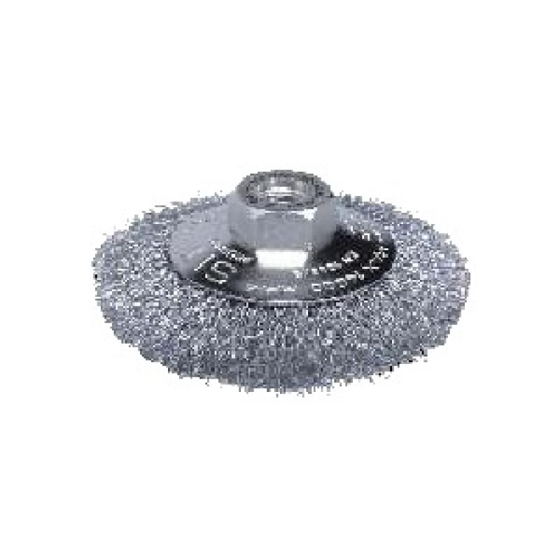 Spazzole coniche in acciaio CO120 REF 175, Spazzole in acciaio, sit | Magnabosco Express - 00072373