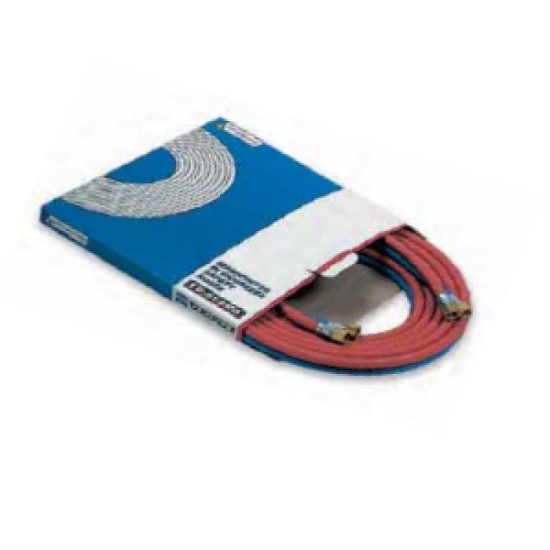 Manichette di sicurezza con raccordi filettati 5metri 8X15, Accessori per saldatura, fro | Magnabosco Express - 00077460