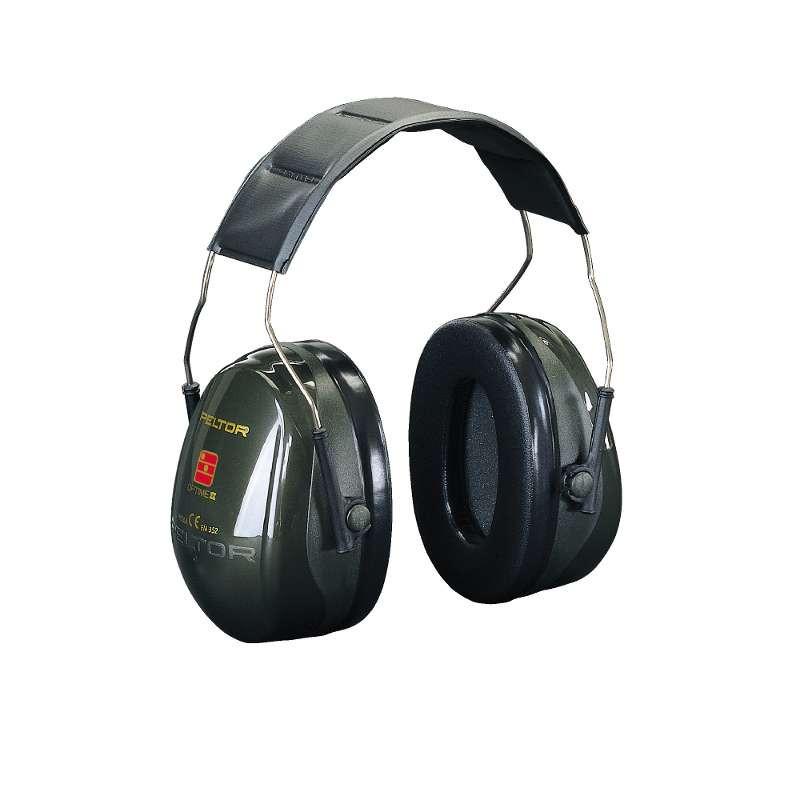 La cuffia Optime 2 , Caschi da lavoro e cuffie antirumore, 3m | Magnabosco Express - 00083522