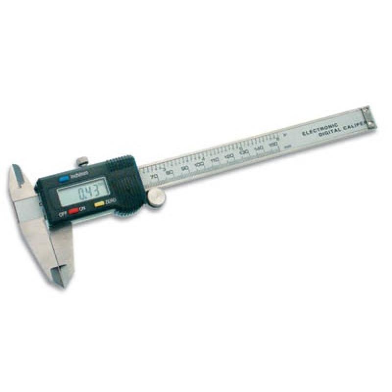 Calibro digitale HC06 utile 150 millimetri risoluzione 0,01, Calibri digitali, gmt | Magnabosco Express - 00085298