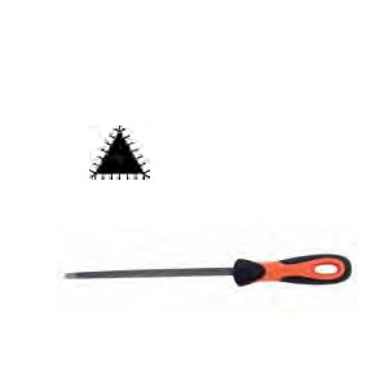 Lima triangolare per affilare seghe 4.186.05.2.2 lunghezza 125, Lime per officina, bahco | Magnabosco Express - 00108096