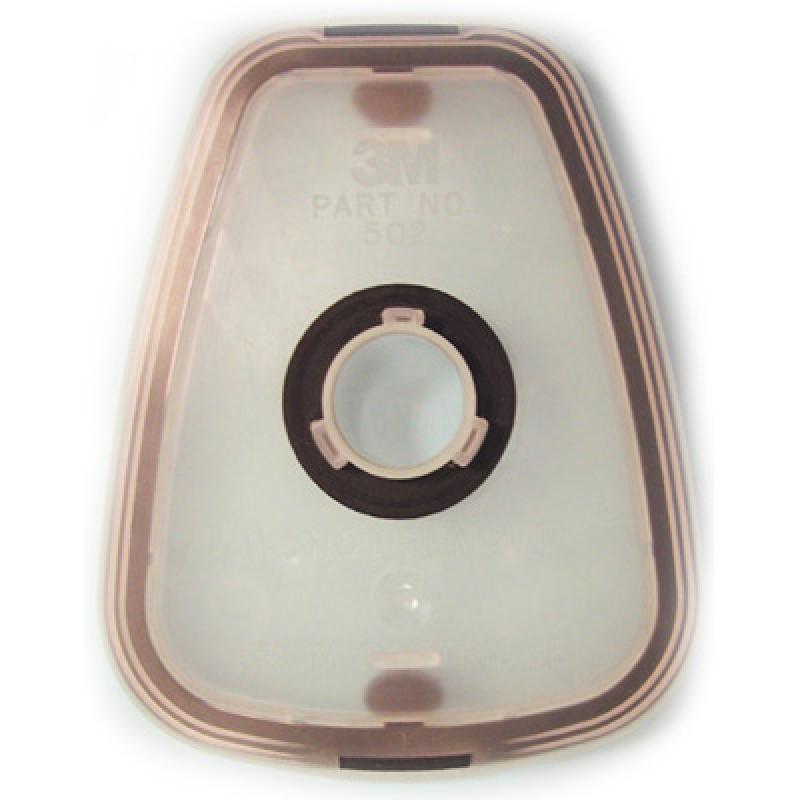 Adattatore per montare i filtri di ricambio 502, Maschere pieno facciali, 3m | Magnabosco Express - 00115322