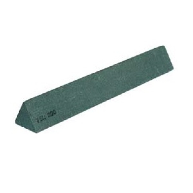 PIETRA TRIANGOLARE, DIMENSIONI 10X150 MM, Pietre e lime abrasive, fen | Magnabosco Express - 00119740