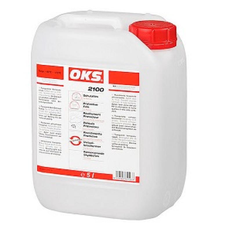 Anticorrosivo 2100 da 5 litri, Oli protettivi, oks | Magnabosco Express - 00133241