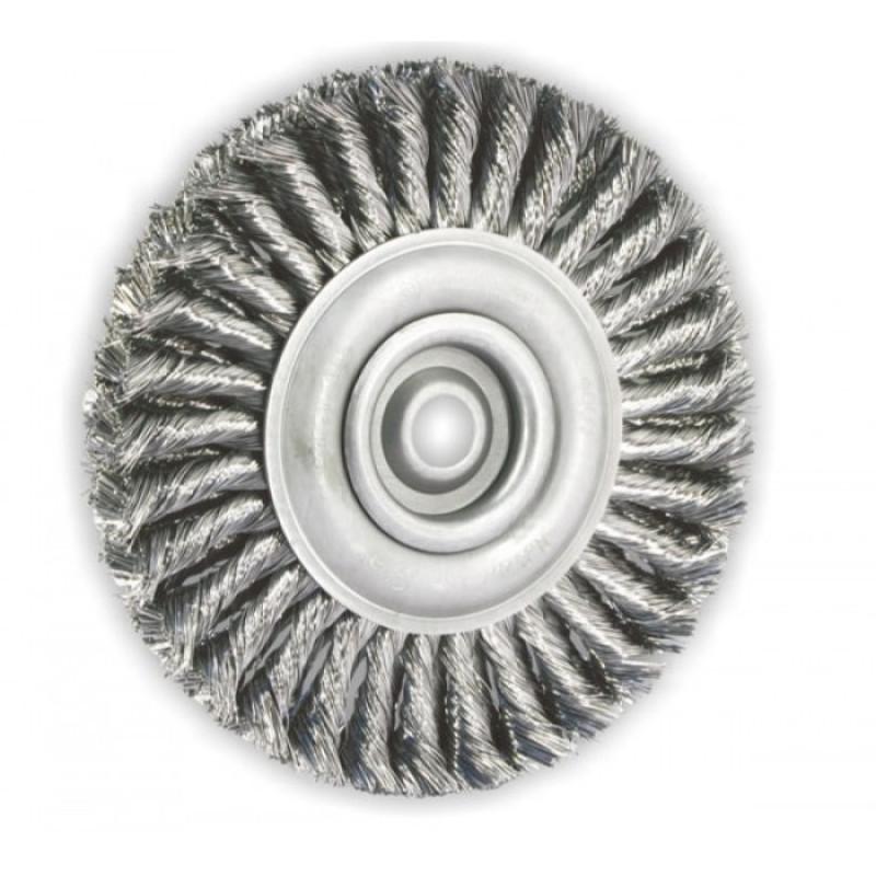 Spazzole circolari in acciaio U5202 REF 524, Spazzole in acciaio, sit | Magnabosco Express - 141314_1