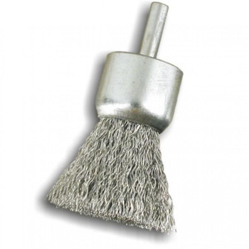 Spazzole a pennello con gambo in LIZ P25 REF 821, Spazzole in acciaio, sit | Magnabosco Express - 00141390