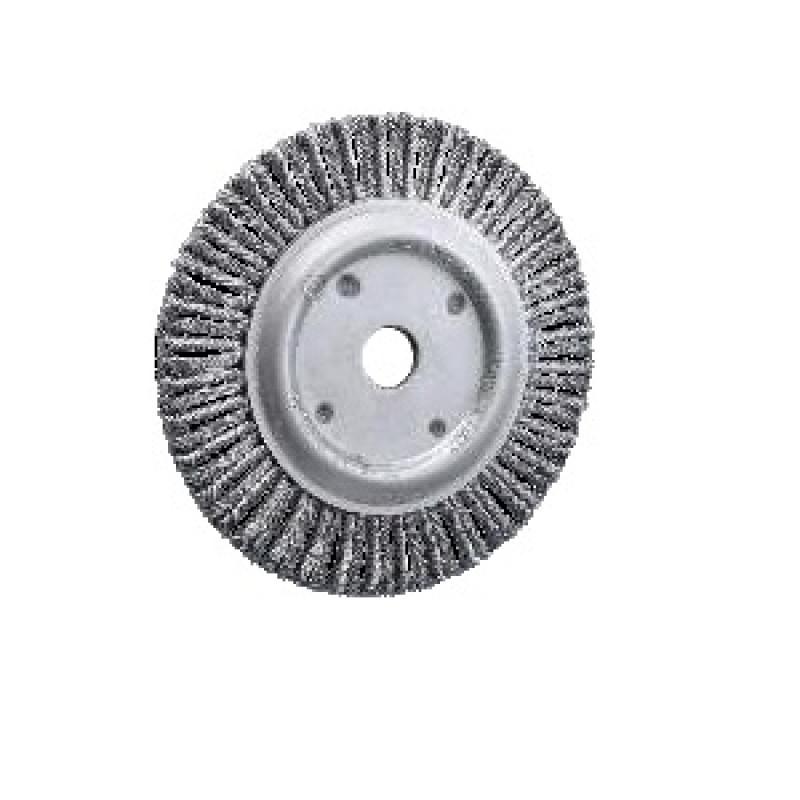 Spazzole circolari in acciaio UZ125 REF 546, Spazzole in acciaio, sit | Magnabosco Express - 00166157
