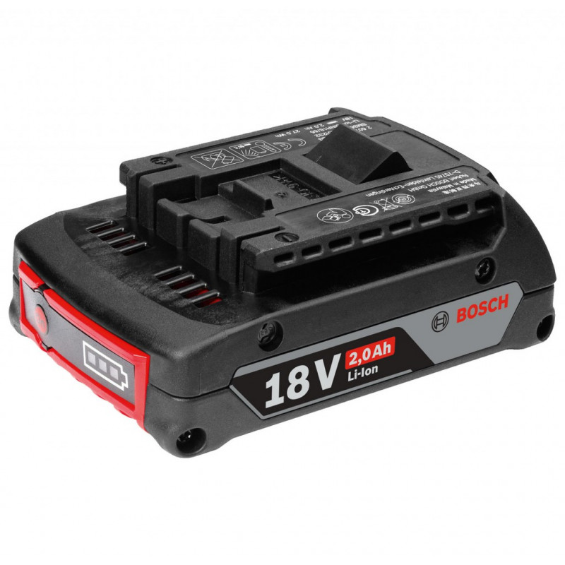 Batteria cod. 1600Z00036 18V 2,0AH LITIO, Batterie per elettroutensili, bosch | Magnabosco Express - 00500531