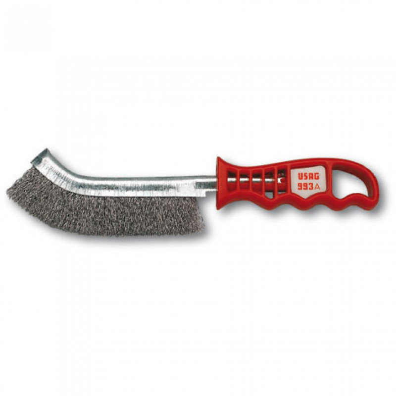 Spazzola 993 A, Spazzole in acciaio, usag | Magnabosco Express - _A_F01_1