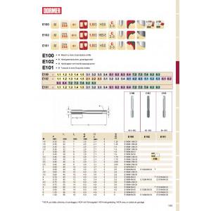 MASCHI HSS E100 NO3 DORMER
