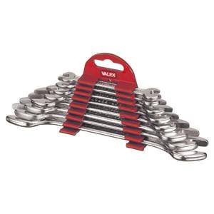 Serie di 8 chiavi a forchetta doppia 1460794