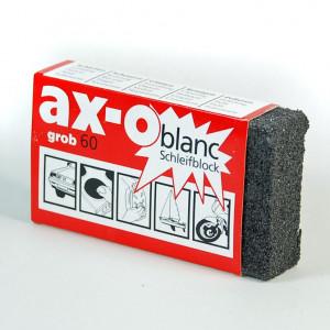 BLOCCHI ABRASIVI ARTIFEX 80X50X20 MM P60