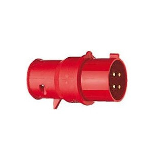 Spina CEE 400V 16A a 4 poli