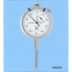 Comparatore art.2950030 misura 30 mm, ghiera 58 mm