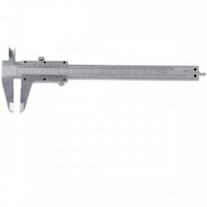 Calibro a corsoio satinato articolo C056/200 utile 200 millimetri