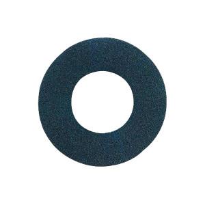 SET DA 5 DISCHI ABRASIVI BLUE METAL TOP BOSCH P60 PER GWS 14,4 V