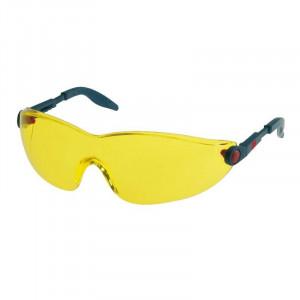 Occhiali regolabili lenti gialle 3M 2742