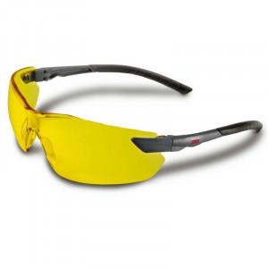 Occhiali leggerissimi lenti gialle 3M 2822