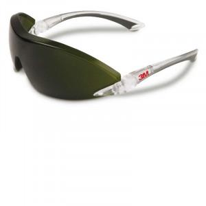 Occhiali lenti nere per saldatura 3M 2845