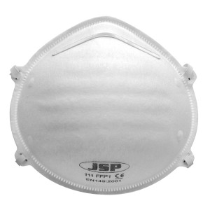MASCHERE MONOUSO SAGOMATE FFP1 111 JSP