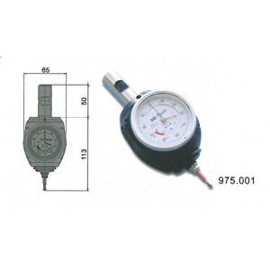 Centratore tridimensionale ad orologio diametro 58 articolo 975.001