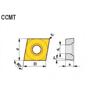 INSERTI CCMT