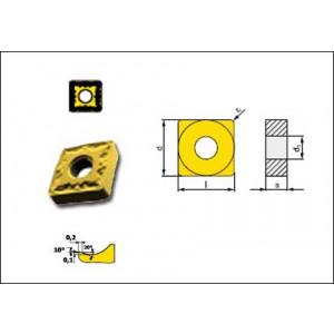 INSERTI PER TORNITURA SAF. SNMG 120408E-M T9325