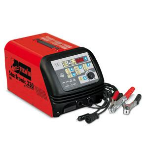 Carica batterie elettronico 300A