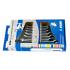 ASSORTIMENTO 8 CHIAVI COMBINATE 125/1CS8 MM.8/19, Cassette e set di utensili, unior italia | Magnabosco Express - 21260_72